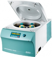 Центрифуга рефрижераторная настольная (без ротора) Hettich Universal 320 R