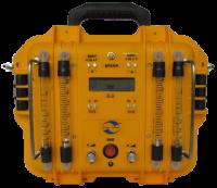 4-х канальный электроаспиратор для стационарных постов ASA-4S (1-2-5-10)