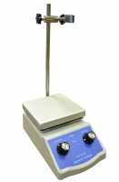 Магнитная мешалка с подогревом Ulab US-6120