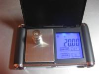 Карманные весы  didgital scale aptp 447