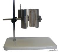 Трубчатая раздельная печь на штативе Czylok RSD 11x100