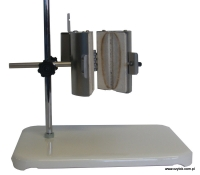 Трубчатая раздельная печь на штативе Czylok RSD 20x100