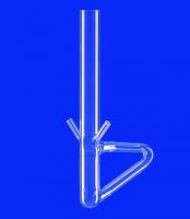 Прилад для визначення температури плавлення LENZ з трубкою Тіле