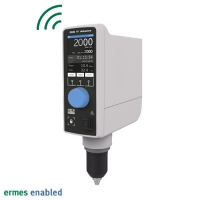 OHS 60 Advance VELP верхнеприводная цифровая подвесная мешалка (постоянный крутящий момент, таймер, датчик вибрации, 3,5-дюймовый TFT-дисплей)