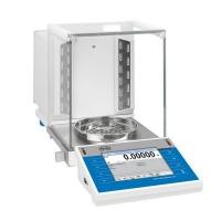 RADWAG весы аналитические ХА 82/220.4Y.А с автоматическим открыванием дверей