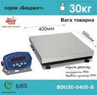 Весы товарные AXIS BDU30-0405-Б Бюджет