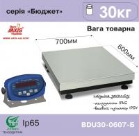 Весы товарные AXIS BDU30-0607-Б Бюджет
