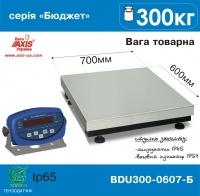Весы товарные AXIS BDU300-0607-Б Бюджет