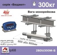 Ваги монорейкові AXIS 2BDU300М Бюджет
