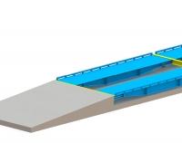 Автомобильные тензометрические весы УВК-А-20СН80