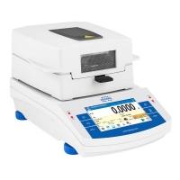 Весы для определения влажности МА 50.Х2.А Radwag с внутренней градуировкой и автоматическим открыванием сушильной камеры
