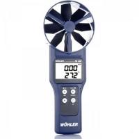 Анемометр/газоанализатор Wöhler FA430