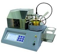 Аппарат ТВО-ЛАБ-11 автомат для определения температуры вспышки в открытом тигле