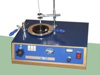 Аппарат ТВО определении температуры вспышки нефтепродуктов в открытом тигле