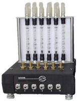 ASA-4S (2-2-20-20) 4-х канальный электроаспиратор для стационарных постов