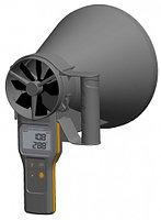 AZ-8919 анемометр-аналізатор/CO2-метр/термогігрометр з точкою роси та індексом WBT