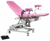 БИОМЕД универсальное гинекологическое кресло DST-V (электрическое, трансформируется в стол)