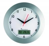 Часы настенные, радиоуправляемые DOSTMANN