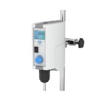Цифровая верхнеприводная мешалка с двумя ЖК-дисплеями для жидкостей средней вязкости DLS VELP