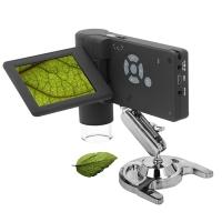 "Цифровой микроскоп SIGETA HandView 20-500x 5.0Mpx 3""TFT"