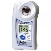 Цифровой ручной рефрактометр PAL-43S (хлорид магния)