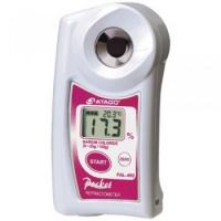 Цифровой ручной рефрактометр PAL-45S (хлорид бария)