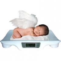 Весы для новорожденных Малятко