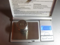 Карманные весы DIGITAL SCALE Professional-mini