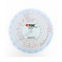 Диск для пересчета вязкости TQC VF2053