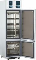 Двухкамерный лабораторный морозильный шкаф DS-FC39/2