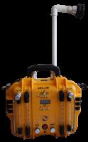 Елекроаспіратор ASA-2M (1/5-50/2) 2-х канальний для відбору проб повітря