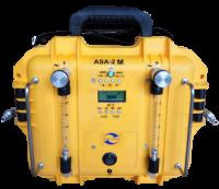 Элекроаспиратор ASA-2M (20-20) 2-х канальный для отбора проб воздуха