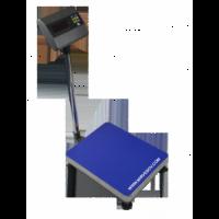 Ваги платформні однодатчикові Зевс ВПЕ600-1(L0608)А12L