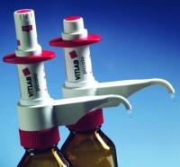 Диспенсеры на бутылках VITLAB, объем 200 мкл