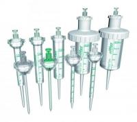 Наконечники для дозатора RITTER GMB ritips®, профессиональный стандарт, тип 0,1 мл, стерильный
