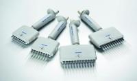 Микропипетки EPPENDORF, Кол-во каналов 8, Объем 30 - 300 мкл, Шаг градуи-ровки 0,2 мкл