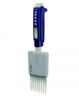 Acura® electro XS 926/936 SOCOREX, Кол-воканалов 12, Объем 2,5 - 50 мкл, Шаг градуировки 0,25 мкл