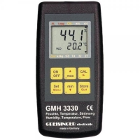 Greisinger GMH3330 термогигрометр/анемометр/измеритель скорости потока воды