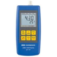 Greisinger GMH 3551 профессиональный pH-метр, ОВП метр и термометр с функцией регистрации