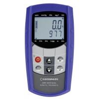 Greisinger GMH 5690 водонепроницаемый анализатор кислорода в газовых смесях с функцией измерения давления и температуры