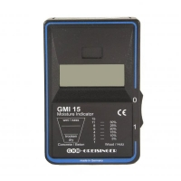 Greisinger GMI 15 бесконтактный влагомер для древесины и стройматериалов