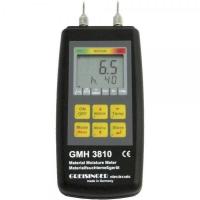 Игольчатый влагомер Greisinger GMH 3810 профессиональный