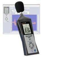 Instruments PCE-322 A шумомер с функцией регистрации