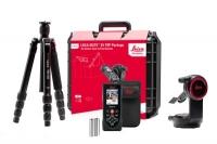 Комплект лазерного дальномера Leica DISTO X4 P2P-Package для внутренних и внешних работ