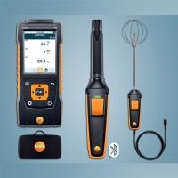Комплект TESTO 440 КОМФОРТ для измерения турбулентности, влажности, температуры воздуха и СО2