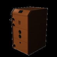 Котел твердотопливный Piroliz 75 кВт Heizer