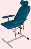 Кресло оториноларилгологическое КО-1