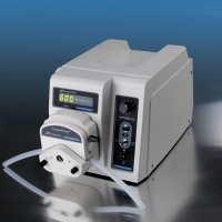 Лабораторний перистальтичний насос WT600-2J/ з головкою DG15-24
