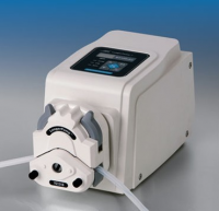 Лабораторный перистальтический насос BT100-2J/ с головкой DG-1(6 Роликов)