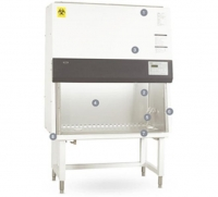 Ламінарний шафа HR40-II-A2 Haier (Бокс біологічної безпеки)